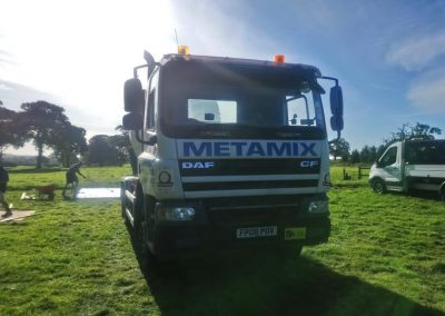 Metamix Concrete in Birmingham, Wolverhampton & Surrounding Areas