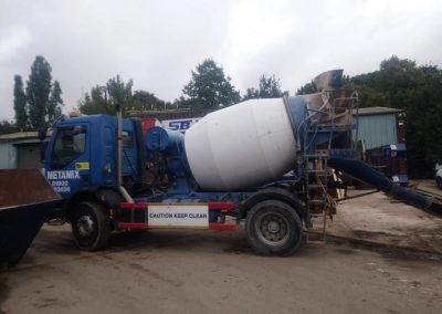 Concrete Mixer in Birmingham, Wolverhampton & Surrounding Areas