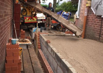 Screed in Birmingham, Wolverhampton & Surrounding Areas